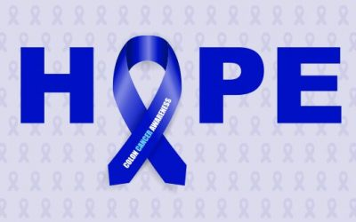 It's Colon Cancer Awareness Month