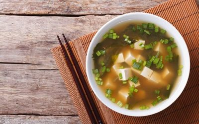 Seven Foods That Are Good for Gut Health