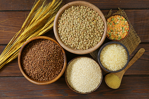 Eating Whole Grains Is Good For You